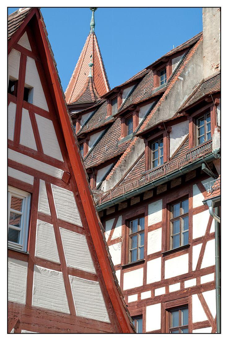 I tetti di #Norimberga