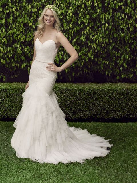 Casablanca Wedding Dress Available At Encore Bridal In Fort Collins CO