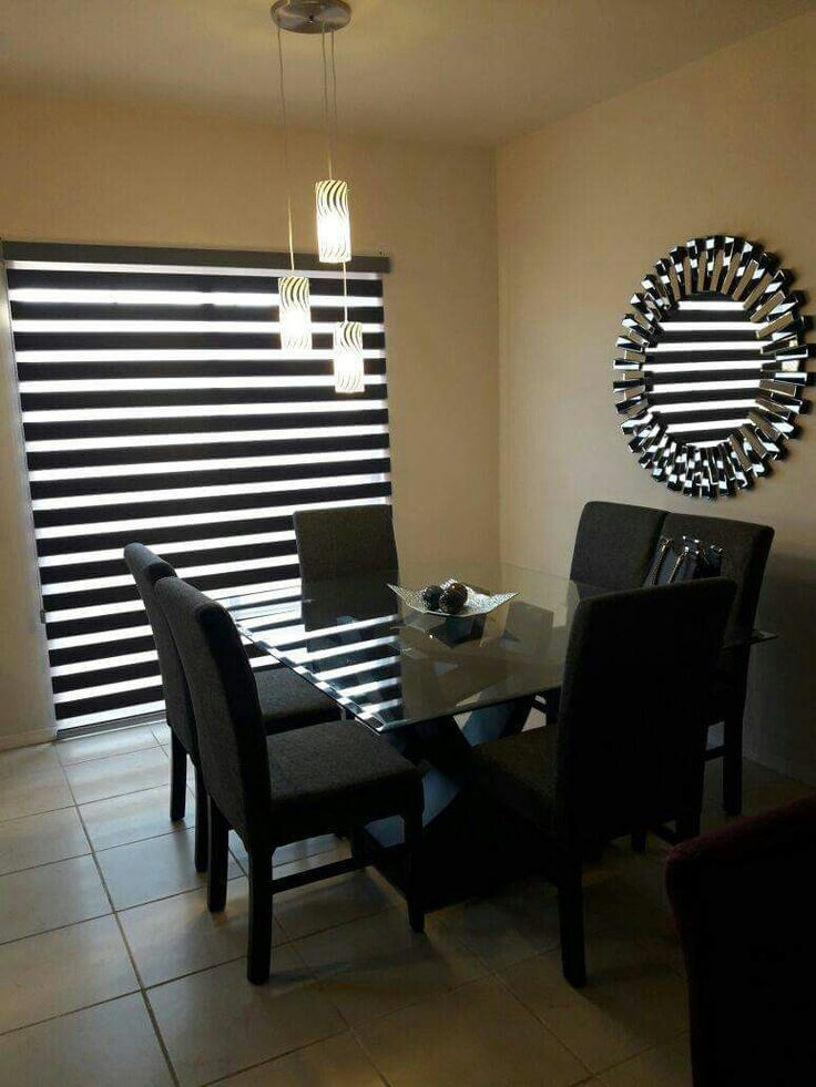 13 best Comedores images on Pinterest Dining room, Diner decor and