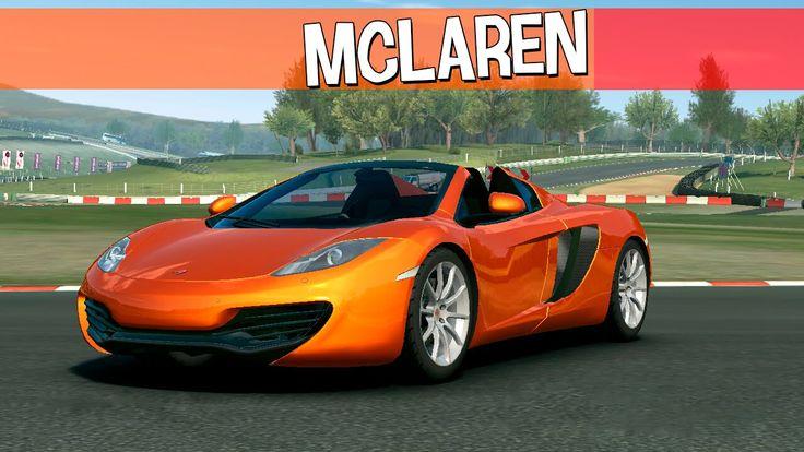McLaren — спортивные автомобили из Великобритании. Cкоростные машины Мак...