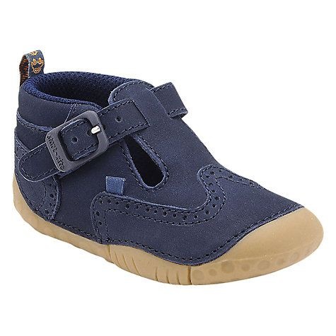 Start-rite Harry Shoes, Navy 3G £27