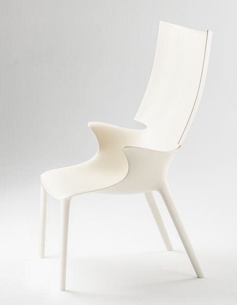 Aunts and Uncles by Philippe Starck for Kartell