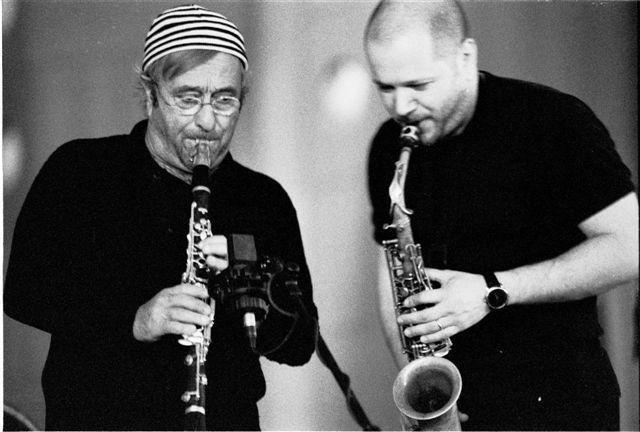 Lucio Dalla e Stefano Di Battista Jazz Quartet. 1 settembre 2004