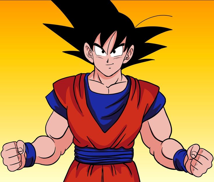 Dragon Ball Manga Hd: Gambar Goku Dragon Ball Z Wallpaper