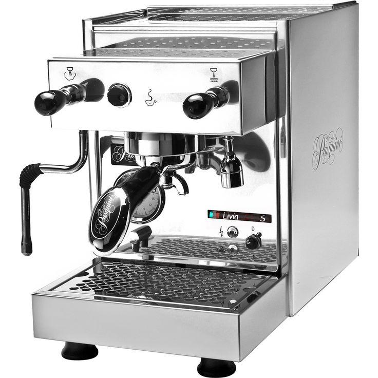 pasquini livia g4 commercial espresso machine - Commercial Espresso Machine