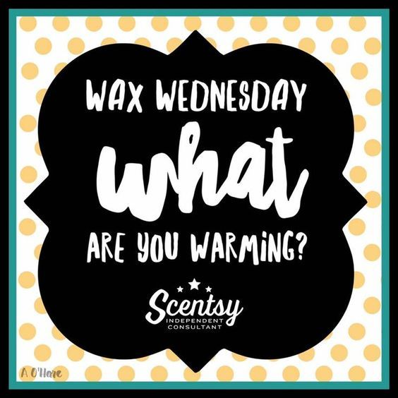 What day is it? WHAT DAY IS IT?! Hump day, yes. It is also WAX WEDNESDAY! What are you warming at home right now? I have Camu Camu in all my warmers. Sometimes I do different scents but I was feeling all peachy this time. Have any good mixing recommendations you want to share with us?  www.klscents.com