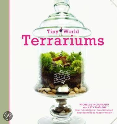 Book Tiny World Terrariums