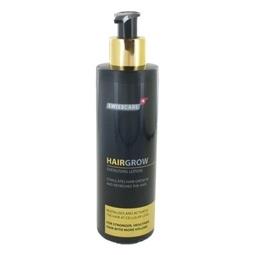 HAIRGROW Energising Lotion bevat het Mimosa Extract, Druivenpit Extract (Vitis vinifera), Serenoa-Extract en andere haargroei bevorderende ingrediënten die het haar verfrissen, activeren en revitaliseren.    HAIRGROW Energising Lotion bevat een gepatenteerde formule die kaalheid veroorzaakt door een slechte doorbloeding in de hoofdhuid en vergrijzing van de haarzakjes tegengaat.  https://www.fun4hairshop.nl/Kappers-merken/Swisscare-Hairgrow-Lotion-200ml.html?pop=0