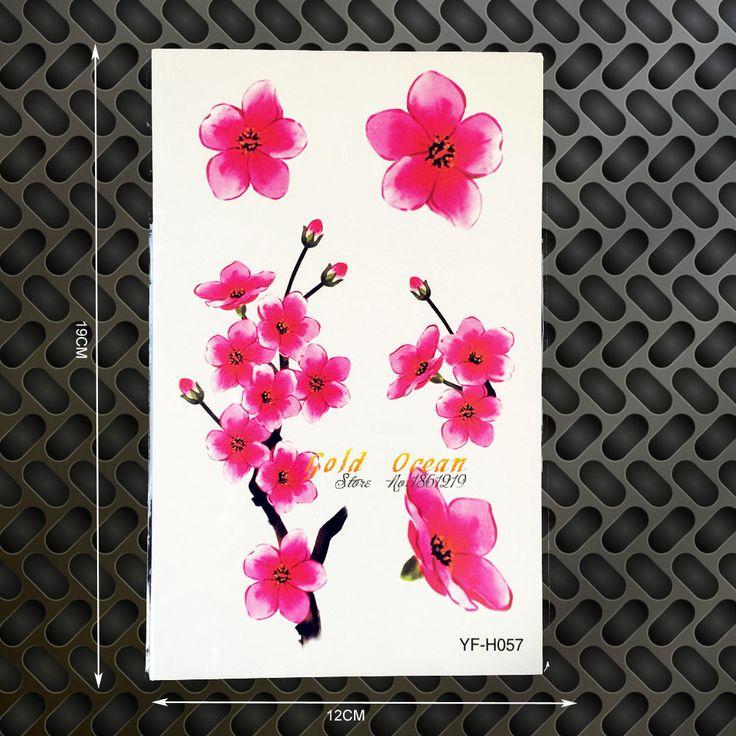 Waterproof-Temporary-font-b-Tattoo-b-font-Sakura-Japanese-Oriental-font-b-cherry-b-font-Waterproof.jpg (1000×1000)