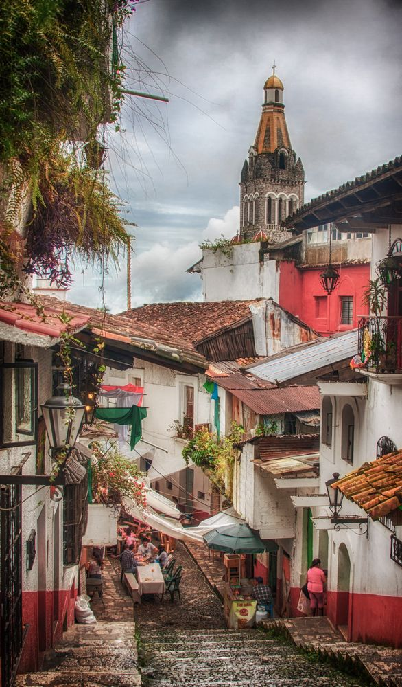 10 enchanting towns in Mexico that you probably didn't know about... pueblos mágicos y curiosos de México que probablemente desconozcas