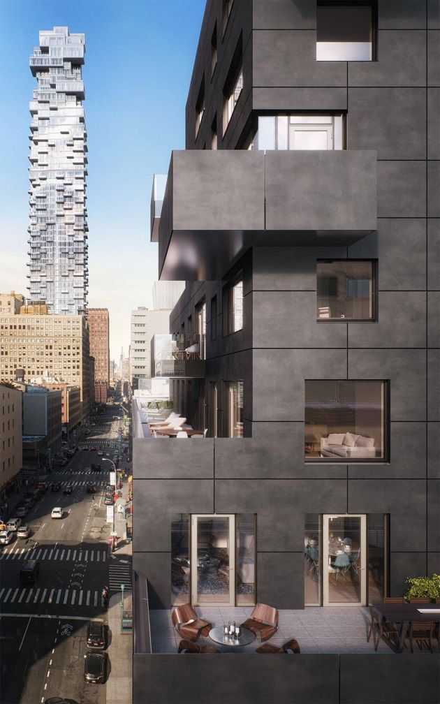 Πολυτελή διαμερίσματα με μοναδική θέα στην Tribeca της Νέας Υόρκης! - Tlife.gr