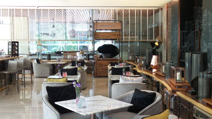 Mondo Restaurant at the Hilton Sukhumvit Bangkok Hotel