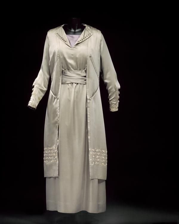 1914-1915 - Hirsch & Cie. Silk, cotton, metal.