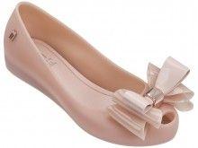 Mel by Melissa pudrové dívčí baleríny Ultragirl Sweet II Light Pink