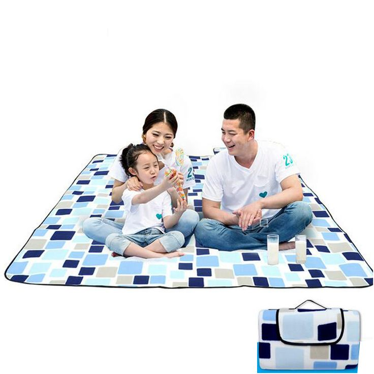 camping packing list Camping Mat Beach Blanket Mat Foldable Picnic Sleeping Mattress Outdoor Waterproof Tent Folding Bed 2X2M/2X1.5M -- AliExpress Affiliate's buyable pin. Click the VISIT button for detailed description on www.aliexpress.com #CampingMats