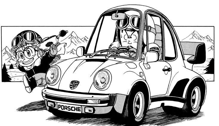 Slump Porsche