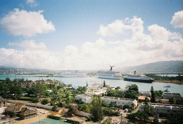 Interesting Facts About Jamaica: Port at Montego Bay