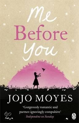 Jojo Moyes - Me Before You, have a box full of tissues ready for this book, brilliant read!