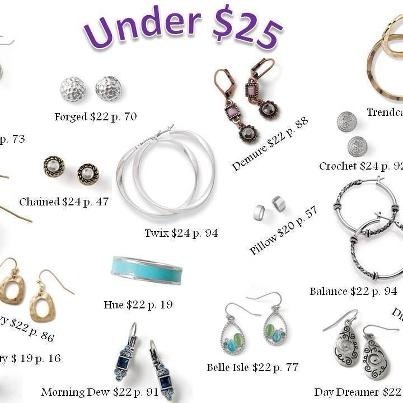 19 best hostess a jewelry show images on pinterest lia sophia under 25 fandeluxe Choice Image