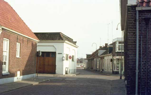 Poulinkstraat hoek Westerstraat