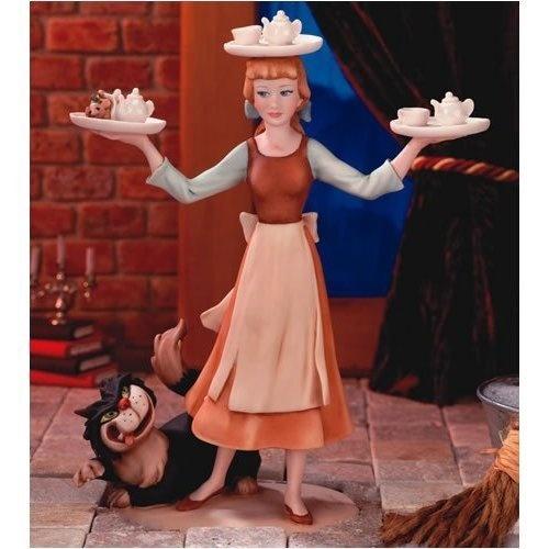 *LUCIFER & CINDERELLA, 1950....Disney Giuseppe Armani