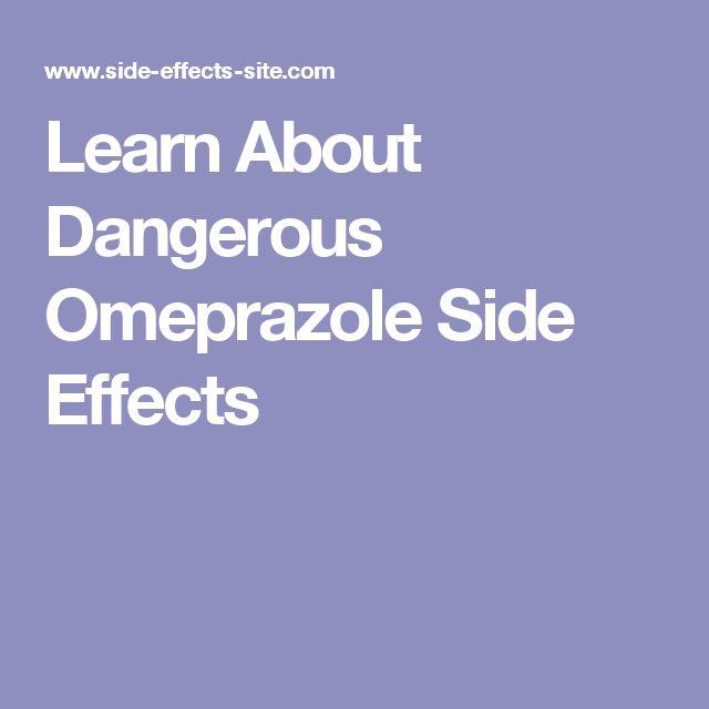 omeprazole side effects cure