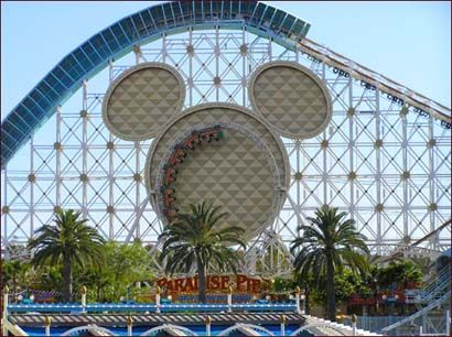 Disney Land, CA