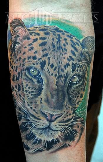 17 best images about leopard tattoos on pinterest for Cheetah print tattoos on thigh