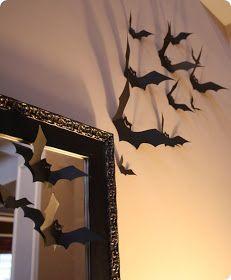 inspiration indoor halloween decor