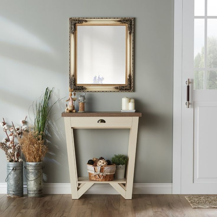 Kenon Transitional Console Table
