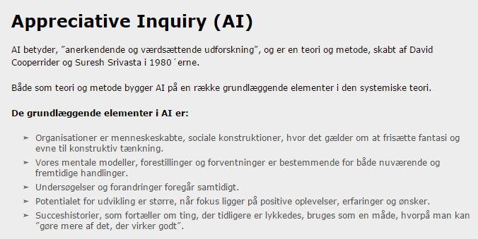 Appreciative Inquiry (AI) » Helheden