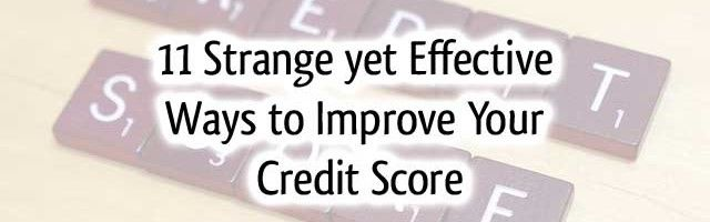 Having a good credit score is important as it affects your capability to acquire any financial products and services. Here's how to improve credit score in 11 ways.