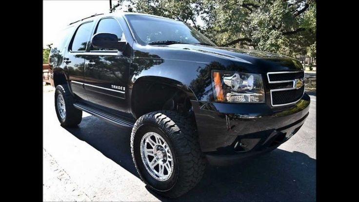 2009 Chevy Tahoe Lifted SUV For Sale