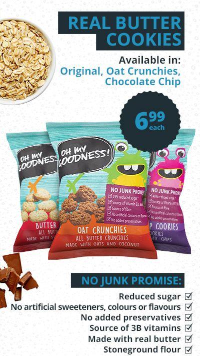 Checkers | Healthy Kids Snacks