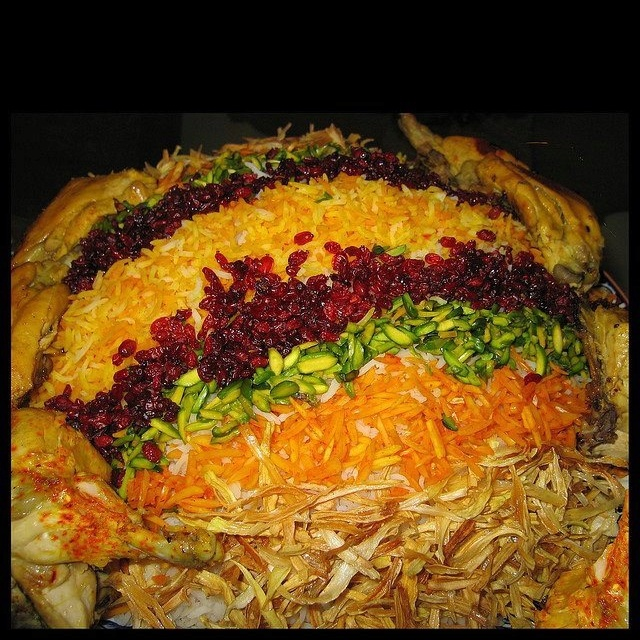 Polos Persian And Rice On Pinterest