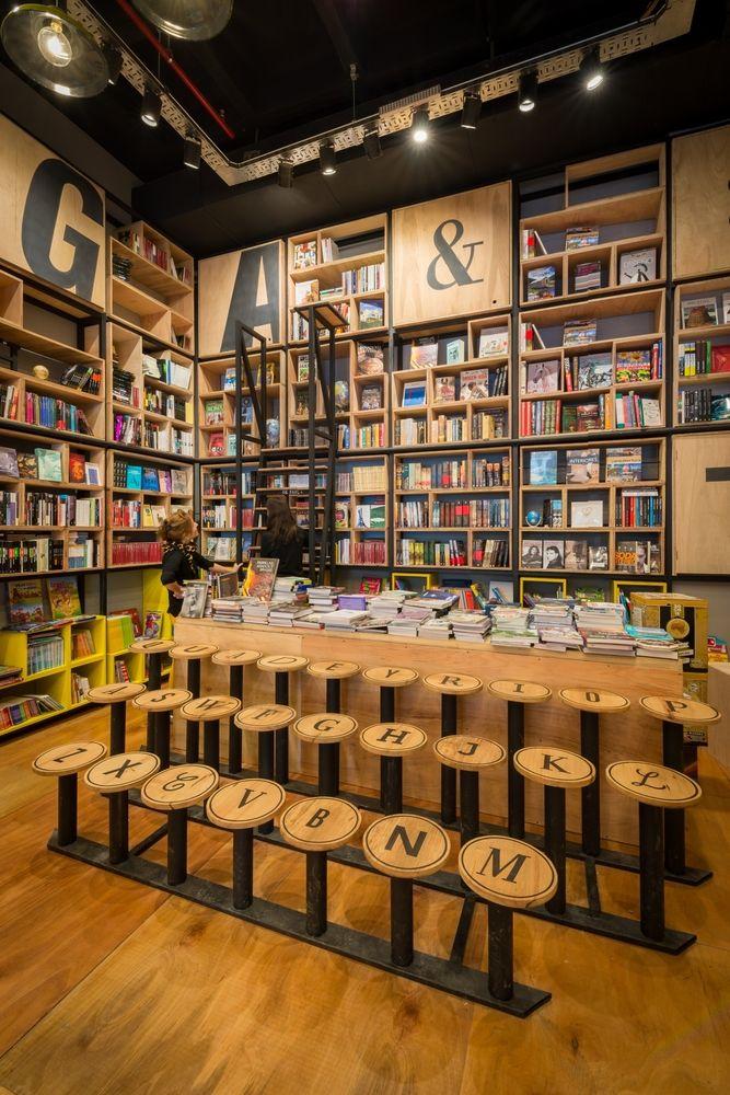 Galería de Librería Quede / Pablo Dellatorre + Estudio Montevideo - 6