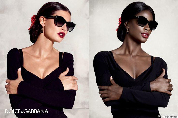 「ファッション広告は白人モデルだけのものじゃない」写真で魅せる、黒人モデルのパワフルな主張