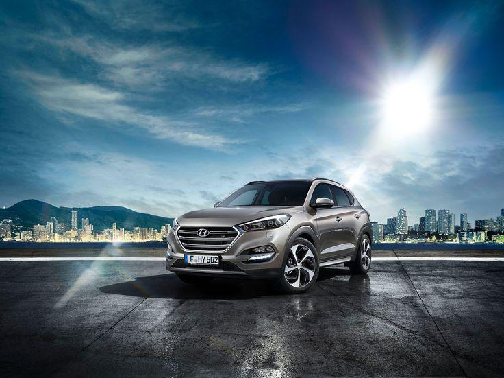 Hyundai Tucson » Simon Puschmann