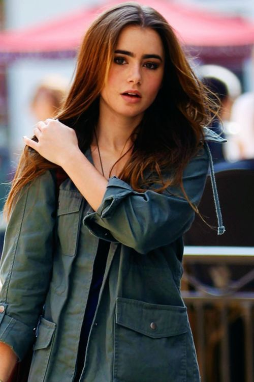lily collins hair abduction wwwimgkidcom the image