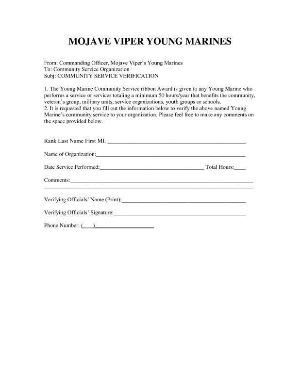 Template Business Letter template Pinterest Business letter - community service letter