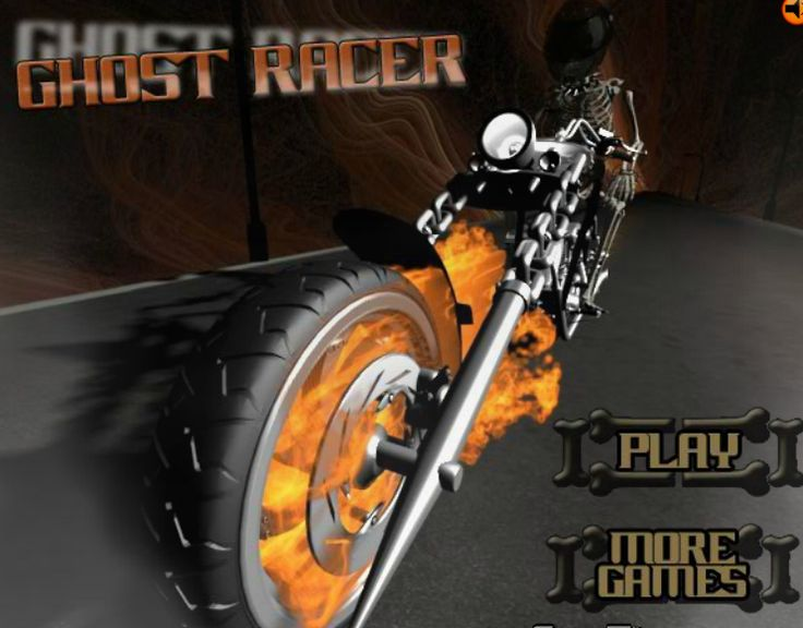 Ghost Racer : a really intresting #game of motorbike riding  #racing #riding