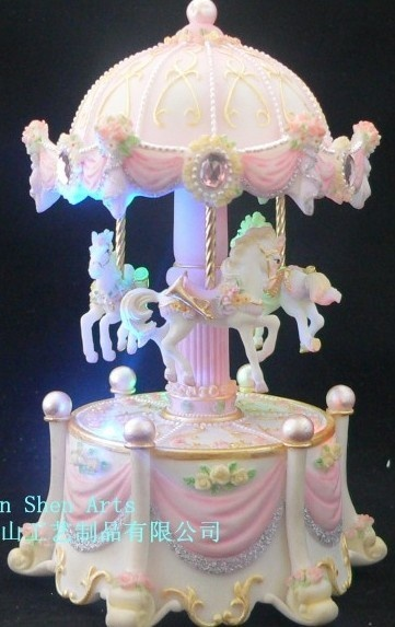18 best music boxes images on pinterest music boxes snow globes this perfect gift references the horses in pin of the day negle Choice Image