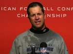 Brother vs. brother: John Harbaugh's Ravens beat Pats for Super Bowl date vs. Jim Harbaugh's 49ers