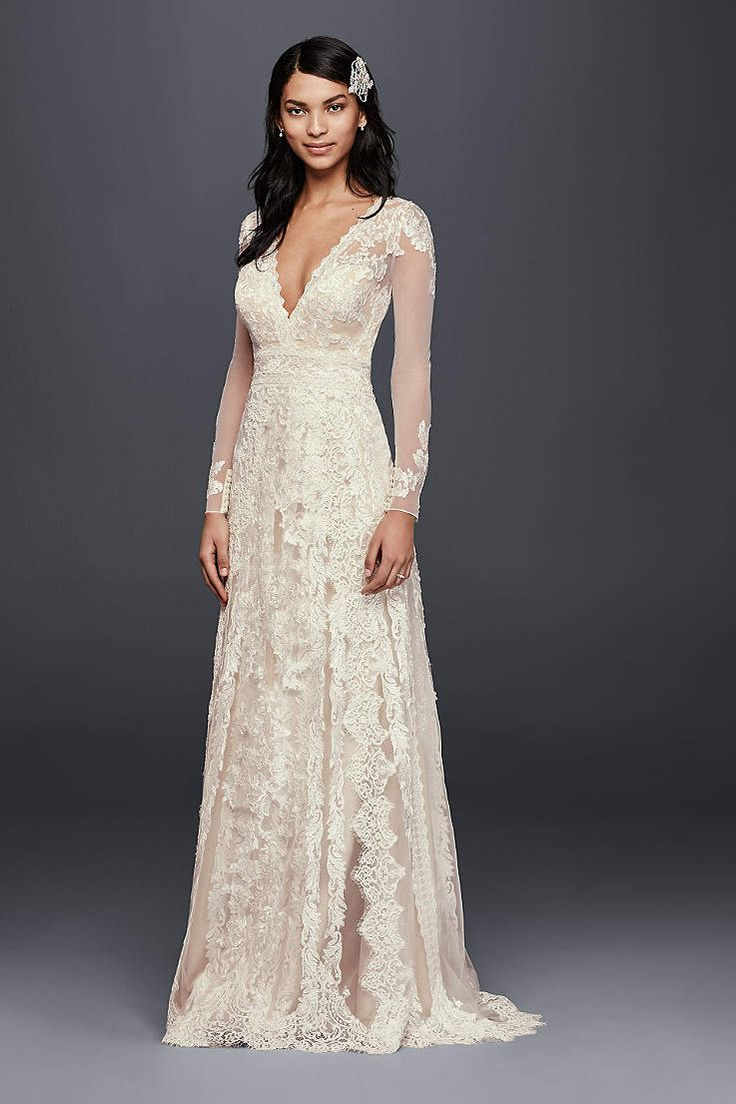 Browse Melissa Sweet's bridal collection at David's Bridal! Our Melissa Sweet wedding dresses come in stunning designs and the latest 2016 styles. Shop now!