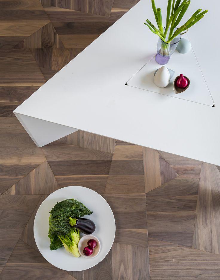 Asymmetriske gulv på DS2015 - Skovin