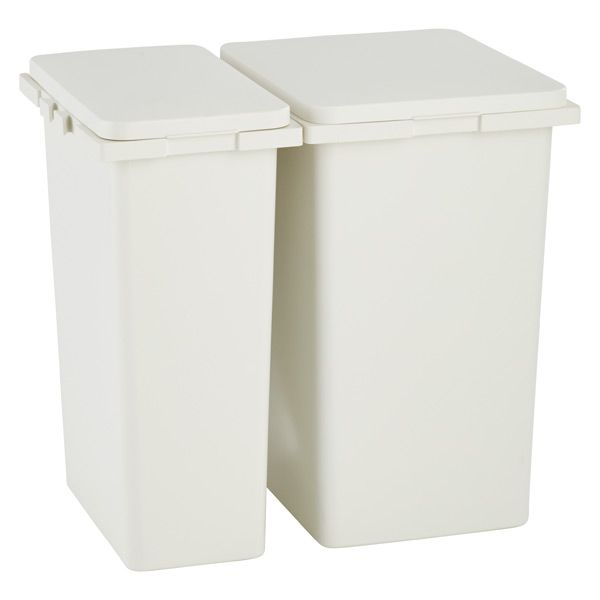 Connectable Trash Cans $20 + $25