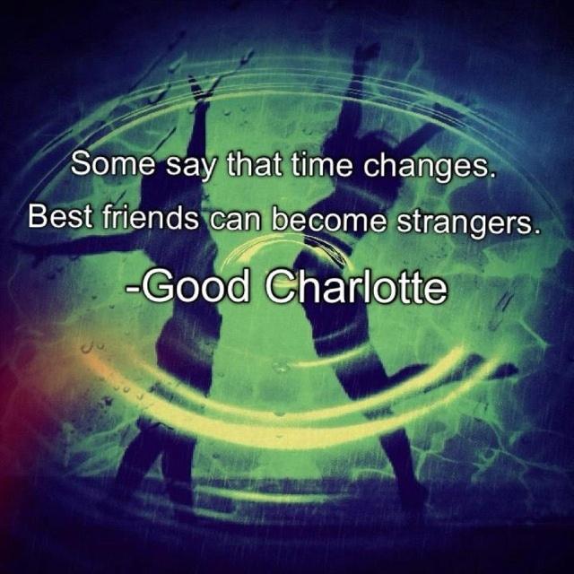 Say Anything - Good Charlotte