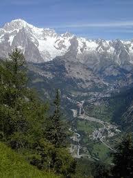 monte bianco - Aosta valley #travel #alps, Western Italian Alps, Monte Bianco, Courmayeur, region of Valle D'aosta , Italy