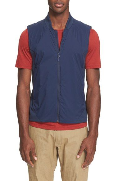 Arc'teryx Veilance 'Quoin' Vest available at #Nordstrom