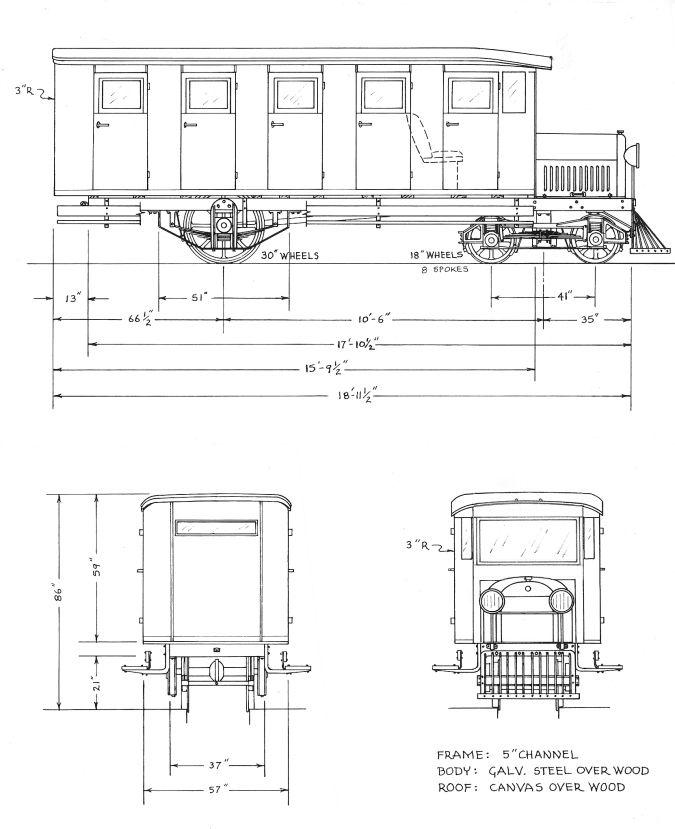 Railbus Four0001